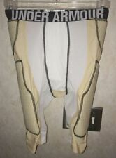 UNDER ARMOUR MPZ 3.0 Compression Padded Basketball Speed Shorts NEW Mens Sz XL