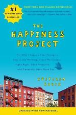 The Happiness Project (Revised Edition) by Gretchen Rubin Paperback Book (Englis