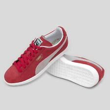 Puma Suede Classic + Shoes - Team Regal Red/White