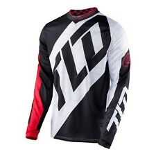 Troy Lee Designs 2017 Mens Adult GP Quest Jersey Red/White/Black Off-Road/MX/ATV