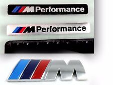 Chrome Metal M Power Car Front Grill Badge Logo Badge for BMW Decal m3 m5 X1 X5