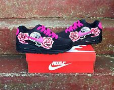 Neon Pink Skull Candy Nike Air Max