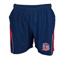 NEW SYDNEY ROOSTERS YOUTH CORE SHORTS MENS SUPPORTER-GEAR