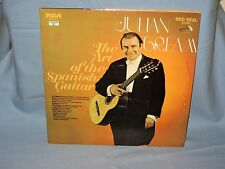 RCA Red Seal VCS-7057, Julian Bream The Art Of The Spanish Guitar. 2 LP Set NICE
