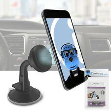 Magnetic Cradle-less Suction Holder Mount For Samsung i9000 Galaxy S