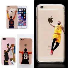 Iphone Case 7 7 Plus Apple Phone Cover Lebron James King Cleveland Cavaliers NBA