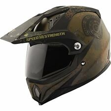 Speed And Strength SS2500 Fame And Fortune Full Face Helmet Motorcycle Helmet