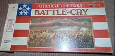 1975 MB American Heritage Battle Cry civil war board game