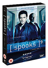 Spooks - Series 9 - Complete (DVD, 2011, 3-Disc Set, Box Set)