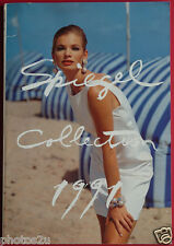 Spiegel Collection Catalog 1991 Spring and Summer edition Fashion Home
