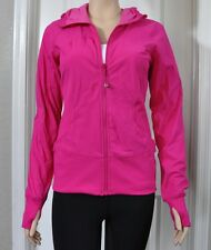 NWT Lululemon In Flux Jacket Sz 10 Large Jeweled Magenta Pink Reversible JWMG