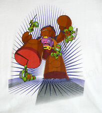 kidrobot x TMNT KRANG Kid's Shirt XS S or M NEW NWT TEENAGE MUTANT NINJA TURTLES