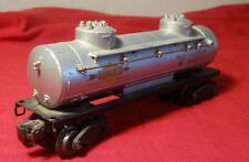 LIONEL SUNOCO TANK CAR TWO DOME