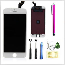 W/B&LCD Display Screen Touch Digitizer Glass Assembly For Apple iPhone 6