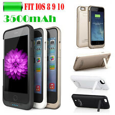 External Backup Battery Power Bank 3500mAh for iPhone 6 Charger Case Portable