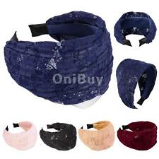 Fashion Hairband Head Band Women Girls Wide Headband Hair Band Hair Accessories