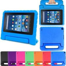 Kids Shock Proof EVA Foam Handle Case Cover For Amazon Kindle Fire HD 7 & 8 UK