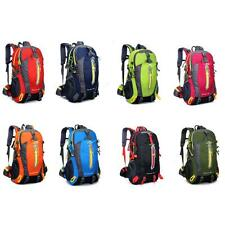 Camping Professional Backpack 40L Rucksack Internal Frame Climbing Hiking Bag