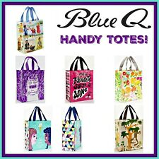 Blue Q Handy Tote 17 Designs--U Choose! 95% Recyclable Totes FREE SHIPPING!