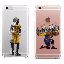 Iphone Case 7 Plus Apple Phone Cover Lebron James King Cleveland Cavaliers NBA