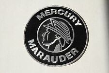 Mercury Ford Marauder Small Cap and Jacket Patch