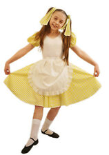 World Book Day-Fancy Dress-Stage GOLDILOCKS BUDGET Child's Costume - All Ages