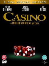 Casino DVD  (2 Disc Special Edition)  DVD Scorsese De Niro