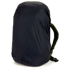 Snugpak Aquacover 100l Unisex Rucksack Backpack Cover - Black One Size