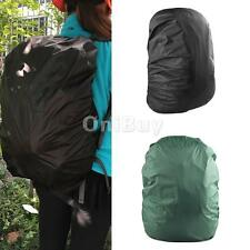 Outdoor Waterproof 25-45L Backpack Bag Rain Cover Travel Camping Hiking Rucksack