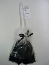 NEW ANN SUMMERS MAID FEATHER TICKLER TIE AND TEASE DRESS UP CAMEO DIAMANTE
