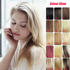 """Hot Sale Remy 100%Human Hair Invisible Wire Handband Human Hair Extension18""""100G"""