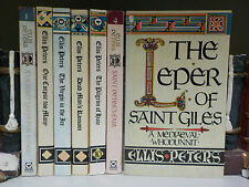 Ellis Peters - 7 Books Collection! (ID:45332)
