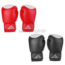 1 Pair Sanda Muay Thai MMA Boxing Gloves Competition Training Punch Bag Gloves