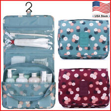 Travel Cosmetic Bag Makeup Toiletry Case Wash Organizer Storage Hanging Bag 02