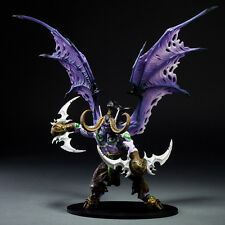 2 Model Color Wow World Of Warcraft Illidan Stormrage Deluxe Boxed Action Figure