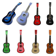 "23"" Guitar Mini Guitar  Kid's Musical Toy Acoustic Stringed Instrument  E7X1"