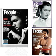 People Magazine Back Issues Special Editions Brand New 4 Editions-- U Choose!