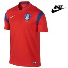 Nike Dri Fit KOREA National Soccer Team Jersey Your Choice Red M - XXL