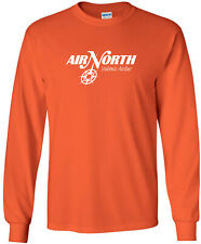 Air North Vintage Logo Canadian Airline Long-Sleeve T-Shirt