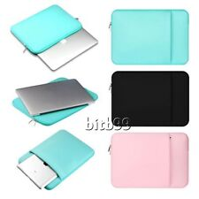 """Laptop Sleeve Case Carry Bag Notebook For Macbook Air/Pro/Retina 11/13/15"""" LOT F"""