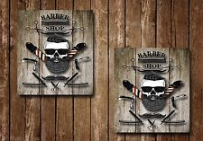 Barber Shop Sign, Metal Sign, Barber Shop Signs, Vintage Style, Barber Shop, 866