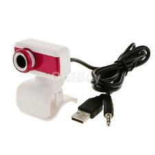 Full     USB 2.0 Webcam Web Cam Camera with Built-in Mic for PC Laptop