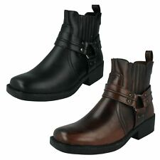 Mens A3027 Ankle Cowboy Boots by Maverick - Retail Price