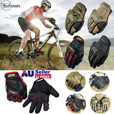 Camouflage Airsoft Shooting Hunting Full Finger Gloves Tactical Mechanix Gloves