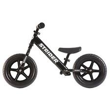 "NEW Strider Sports 12"" Kids Toddler Balance Bike Training Bicycle"