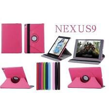 New Folding Stand Leather Cover Adjustable Case For Google Nexus 7 2nd / Nexus 9