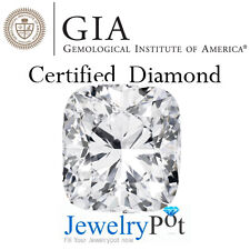 1.01CT D VVS2 Cushion GIA Certified & Natural Loose Diamond (2141827167)
