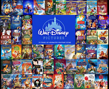 Lion King , Aladdin , Little Mermaid , Beauty And The Beast ( 2 DVDs For 8.99$ )