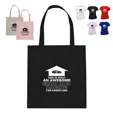 Awesome Euro Rod Racing Fan Gift Cotton Tote Bag Arrow Design