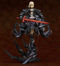 Fate Stay Night Saber black painted 1/5 ACGN alternative way Brinquedos Figure